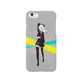 キトちゃんグッズ Smartphone cases
