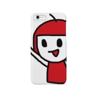 りんごちゃん Smartphone cases