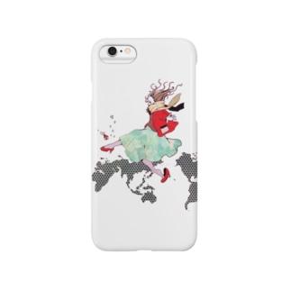 世界を駆けてよ Smartphone cases