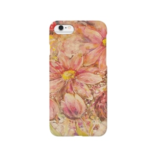 bright flower  Smartphone cases