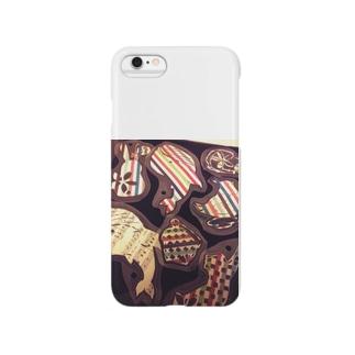 鯨さんと愉快な仲間たち Smartphone cases