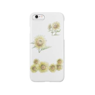 佳山隆生 開運風水景画(金運) Smartphone cases