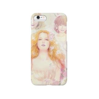 女神たちの集い Smartphone cases