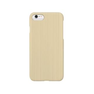 NIKORASU GOのウッディなスマートフォンケース Smartphone cases