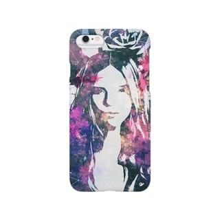 girl#6 Smartphone cases