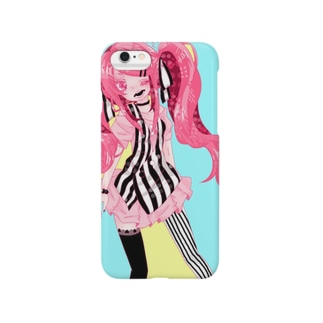 AMちゃん Smartphone cases