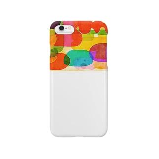 かたちのはなし01 Smartphone cases