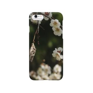 梅 ウメ Japanese apricot DATA_P_096 Smartphone cases