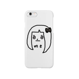 me-7030- スマートフォンケース