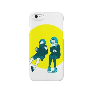 談笑ガールズ Smartphone cases