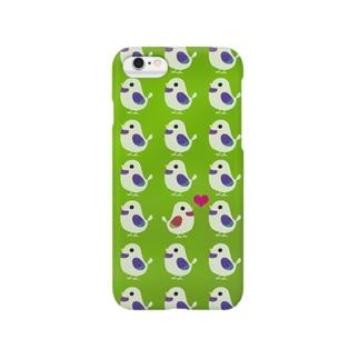 コトリコトリ Smartphone cases