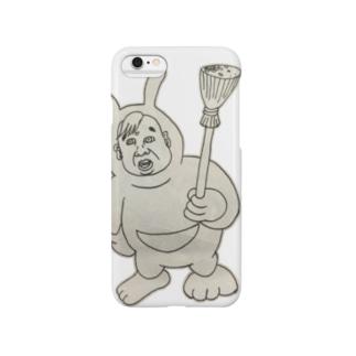 おっさんウサギ Smartphone cases