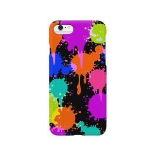 インク Smartphone cases