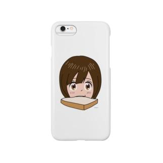 トースト少女 Smartphone cases