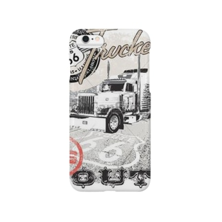 ROUTE66グッズ Smartphone cases