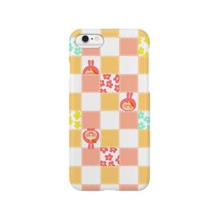 うさちゃんケース Smartphone cases