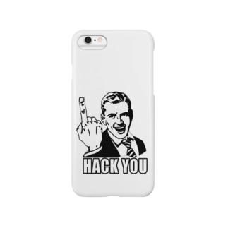 HACK YOU Smartphone Case