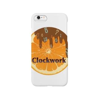 チョコじかけのオレンジ Smartphone cases