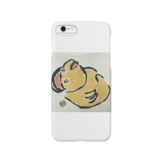 お風呂アヒル Smartphone cases