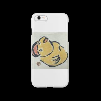 畠平剛志のお風呂アヒル Smartphone cases