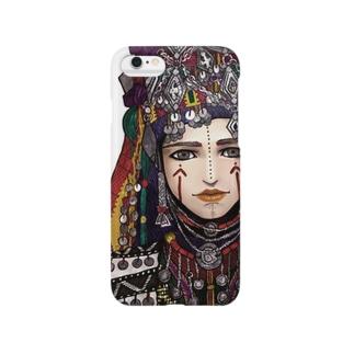タマガラの娘 Smartphone cases