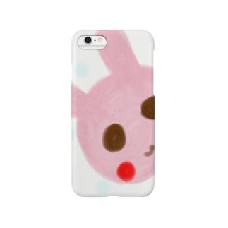 パンダ?うさき? Smartphone cases