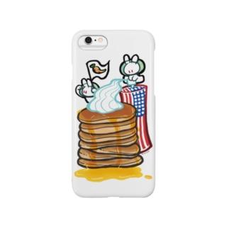 usa_hotcake Smartphone cases