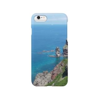 積丹の夏 Smartphone cases
