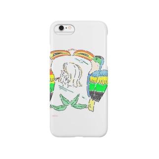 メイク・アップ Smartphone cases
