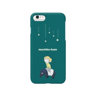 マシウくんiphoncase Smartphone cases
