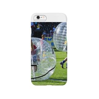 Zorbing Ball Smartphone cases
