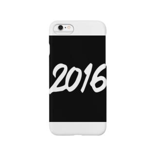2016正月グッズ SQUARE 666 BLACK Smartphone cases