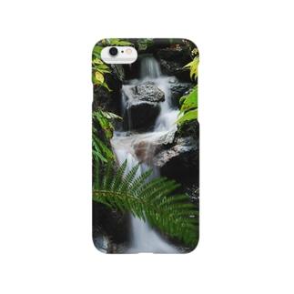 静けさ Smartphone cases