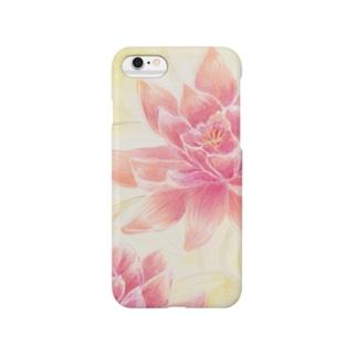 蓮 Smartphone cases