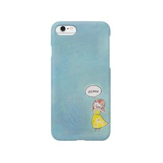 Alohaちゃん Smartphone cases