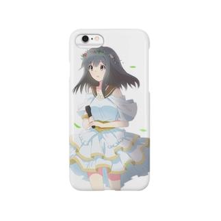 まゆしぃケース Smartphone cases