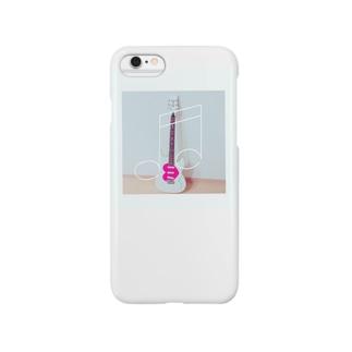 ハートのギター Smartphone cases