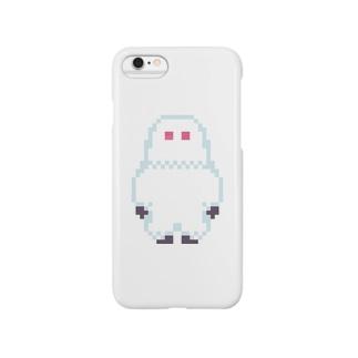 イエティくん Smartphone cases