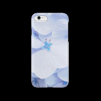 しゃしんさんやえさん。の紫陽花あいふぉんけーす。 Smartphone cases