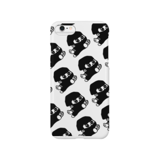 shodaiのとびだし忍者くん Smartphone cases