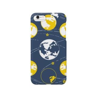 ツキアカリ Smartphone cases