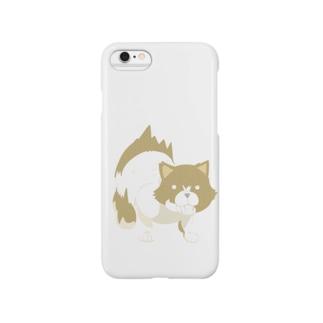 鹿児島県の猫 Smartphone cases