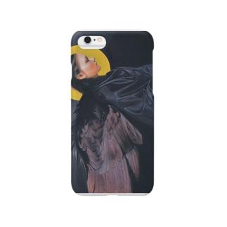 黒い天使 Smartphone cases