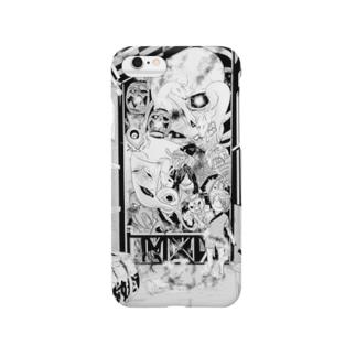 妖怪の夜 Smartphone cases