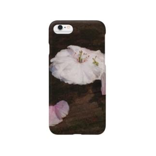 桜 サクラ cherry blossom DATA_P_112 春 spring Smartphone cases