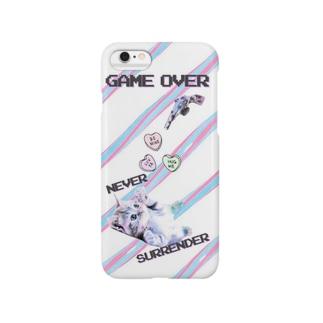 「NEVER SURRENDER」 Smartphone cases