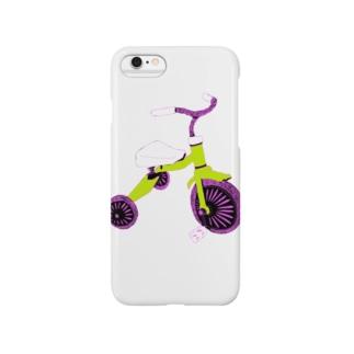 三輪車 Smartphone cases