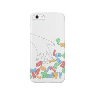 ABC...! Smartphone cases