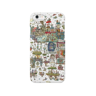 the weather factory and town Smartphone cases