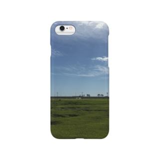 田舎 Smartphone cases